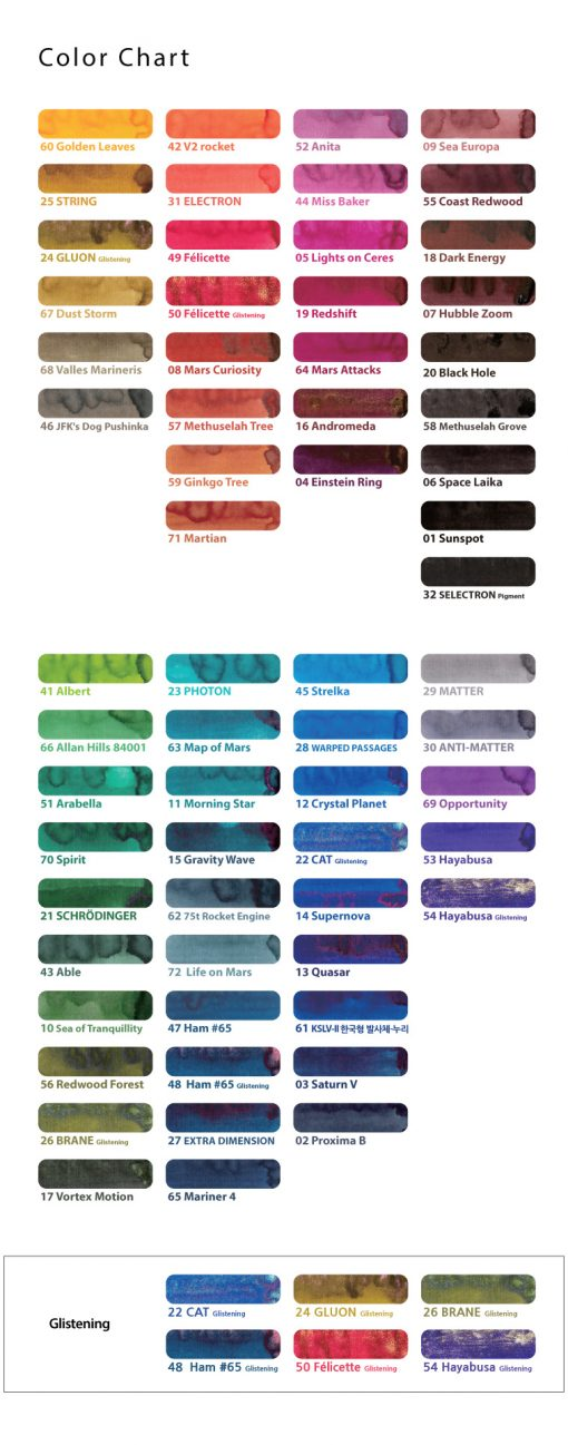 COLORVERSE MINI SERIES 64 COLORS