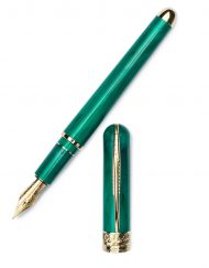 PINIEDER AVATAR UR DELUXE FOUNTAIN PEN FOREST GREEN