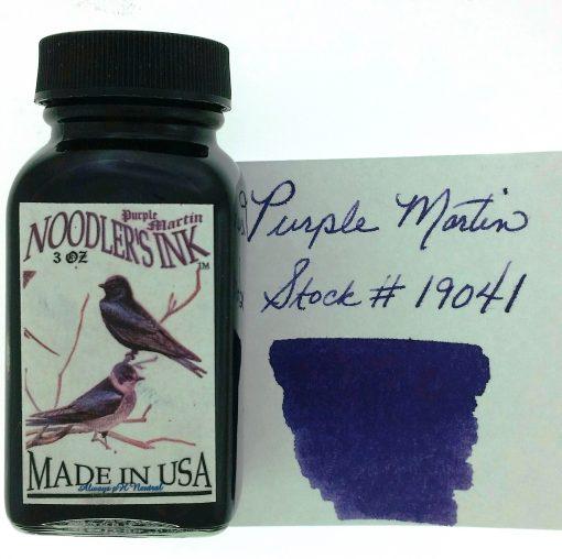 NOODLERS INK PURPLE MARTIN