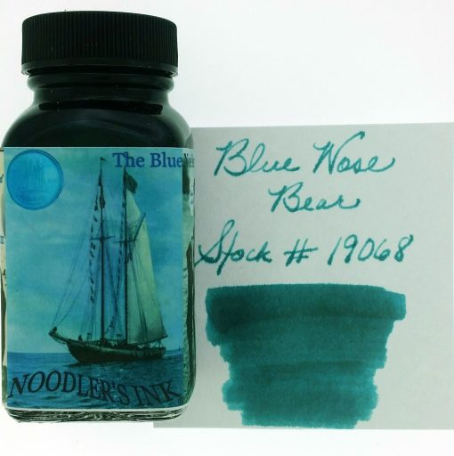 NOODLERS INK BLUE NOSE BEAR