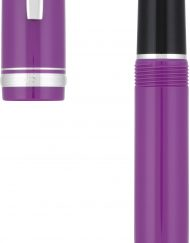 PILOT FALCON PURPLE/RHODIUM FOUNTAIN PEN