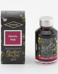 DIAMINE ELECTRIC PINK SHIMMER INK