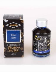 DIAMINE BLUE PEARL SHIMMER INK