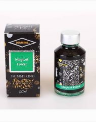DIAMINE MAGICAL FOREST SHIMMER INK