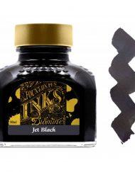 DIAMINE JET BLACK INK