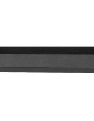 WORTHER SHORTY CLUTCH PENCIL BLACK/GREY CLIP