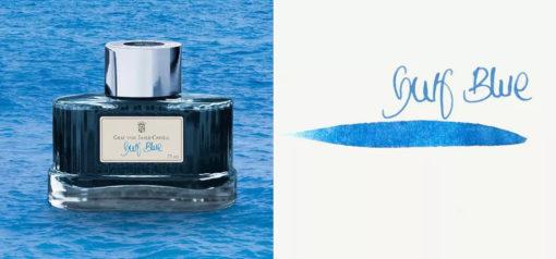 FABER CASTELL GULF BLUE INK