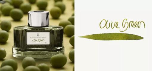 FABER CASTELL OLIVE GREEN INK