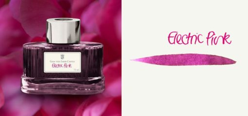 FABER CASTELL ELECTRIC PINK INK