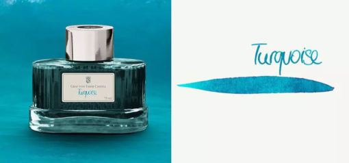 FABER CASTELL TURQUOISE INK