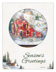 LANG CHRISTMAS GATHERING ORNAMENT CHRISTMAS CARDS