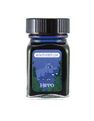 MONTEVERDE JUNGLE INK HIPPO DARK BLUE